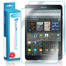 "2x iLLumi AquaShield Front Screen + Back Protector Samsung Galaxy Tab S2 NOOK 8"""