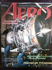 AERO  Heft 114   Das illustrierte Sammelwerk der Luftfahrt   in Schutzhülle