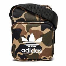 76034c72eb7a adidas Originals Sahara Camo Small Item Shoulder Man Messenger Bag Size 1