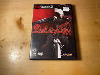 Devil May Cry PS2 CIB Tested Sony PlayStation 2  Black Label Complete Game