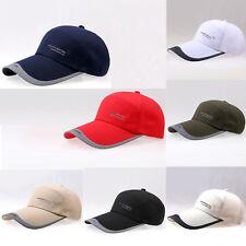 Unisex Baseballl Cap Golf Walking Outdoor Sport Fashion Adjustable Sun Hat Cap