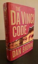 The Da Vinci Code, Dan Brown (2003) 1st Edition 1st Printing Bce Hardcover + Dj