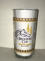 2018 BREEDERS' CUP Glass  From the Breeders' Cup Race Louisville, Kentucky 2018!