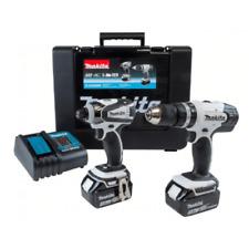 Makita DLX2020SW 18v Twin Pack DHP453Z Drill DTD146 Impact Driver 2 x 3.0ah batt