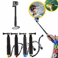 Waterproof Handheld Monopod Tripod Selfie Stick Pole for Gopro Hero 2 3 4 Camera