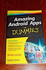 Amazing Android Apps for Dummies by Daniel A. Begun (2011, Paperback) Free Ship