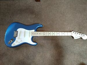 Fender American Performer Stratocaster Electric Guitar Special Run Gloss USA