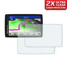 2 x BMW Navigator VI Nav 6 GPS Screen Protectors: Ultra Clear