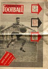 France Football n°592-1957-WISNIESKI-KEES RIJVERS-CISOWSKI-BEN TIFOUR-VENISSIEUX
