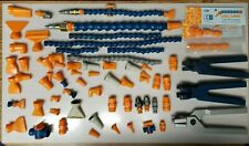 """Loc-Line System Lot of New and Used 1/4"""" and 1/2"""" Parts!"""