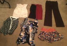 Bundle of 6 x Ladies Wear / Various Garments - UK Ladies Size 12