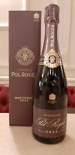 Champagne Rosé Brut 'Vintage' 2012 | Pol Roger | astucciato