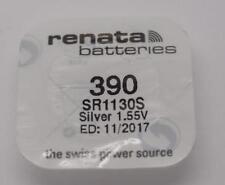 Renata SR1130 Single Use Batteries