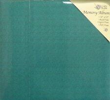 Green Scrapbooking Albums