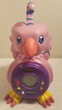 Digimon Biyomon Talking Alarm Clock Digital & Analog 2000 TESTED