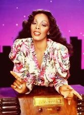 DONNA SUMMER UNSIGNED PHOTO - 7530 - ON THE RADIO