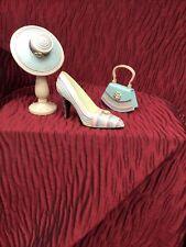Miniature Har,Shoes,and Handbag Ornaments