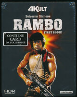 EBOND Rambo First Blood 4K ULTRA HD + BLU-RAY D272007