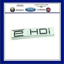 Genuine New PEUGEOT e-HDi BADGE Emblem 208 2008 308 3008 408 4008 508 5008 eHDi