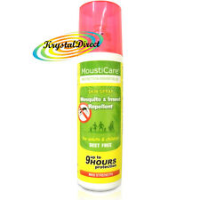 MoustiCare Mosquito & Insect Bite Repellent Spray Max Strength 75ml Deet Free