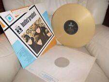 THE BEATLES GREATEST ODEON EMI PARLOPHONE DUTCH GOLD VINYL PLAYS NEAR MINT !