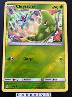 Carte Pokemon CHRYSACIER 2/68 REVERSE Soleil et Lune 11.5 SL11,5 FR NEUF