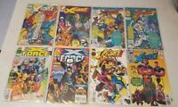X-FORCE COMIC BOOK Lot 8 4 1 16 18 66 57 41 Trading Cards VF-NM Board Sleeve