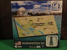 4D CITYSCAPE WASHINGTON DC 164 PIECE PUZZLE