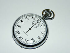 Wakmann (Breitling) Chronograph,Stoppuhr,Mechanische,Stop Watch,Valjoux 24,RaRe