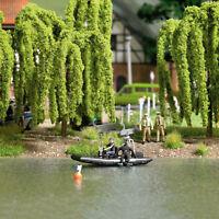 Busch 5485 fahrendem bateau avec Lac KIT DE MONTAGE HO NEUF
