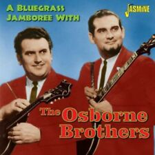 Osborne Brothers, Th - Bluegrass Jamboree with [New CD] UK - Im