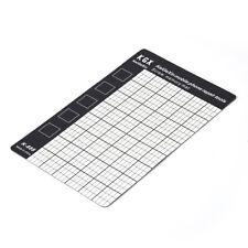 Magnetic Screw Memory Mat Chart Mini Work Pad Mobile Phone Repair Hand Tool