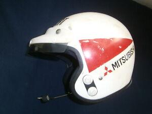 ARAI Race Racing Jet Helm Helmet XXL 63 64 Weiß White Paris Dakar Rally Rare
