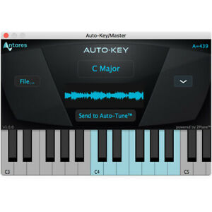 Antares Auto-Key, scale detection  pitch software download