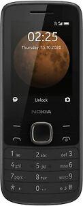 "Nokia 225 4G TA-1282 GSM Factory Unlocked  2.4"" TFT 1150 mAh New!"