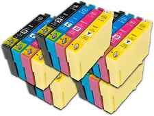 20 T1295 non-OEM Ink Cartridges For Epson T1291-4 Stylus Workforce WF-3540DTWF