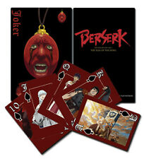Berserk Anime Poker Playing Cards Ge-51015