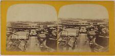 Exposition Universelle de Paris 1867 France Photo Pl52n4 Stereo Vintage Albumine