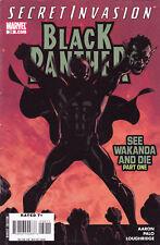 Secret Invasion: Black Pather Issue 39 (Comic, 2008)