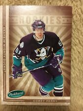 Corey Perry 2005-06 Parkhurst #602 Rookie RC