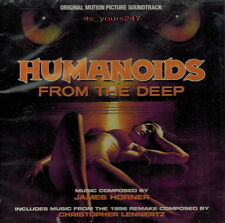 Humanoids from the deep-est [1980/96]   James Horner   CD NUOVO
