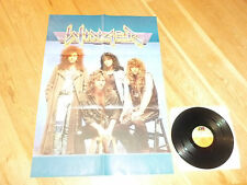 "WINGER - Miles Away - 1990 UK WEA 4-track 12"" vinyl single"