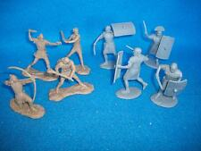 Toy Soldiers of San Diego new Romans+Barbarians add-on set 16 figures