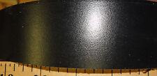 "Black melamine edgebanding 6"" x 34"" inch x 1/50"" thickness preglued adhesive"