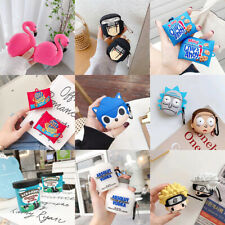 Multi Cartoon Pattern Silicone Earphone Charging Case Cover For AirPods Pro 2 1