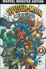 MARVEL MONSTER 11-Spider-Man & Friends (z1), Panini