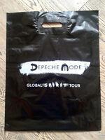 DEPECHE MODE - NEWEST BAG MERCHANDISE GLOBAL SPIRIT TOUR 2017 AFTER EUROPE!!!