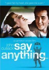 Say Anything 20th Anniversary Edition Region 1 DVD