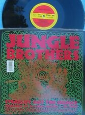 Jungle Brothers ORIG GER PS 12 Straight out the jungle (remixed Soul Shock) EX