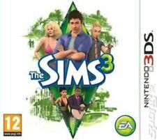The Sims 3 (3DS) PEGI 12+ Strategy: God game ***NEW*** FREE Shipping, Save £s